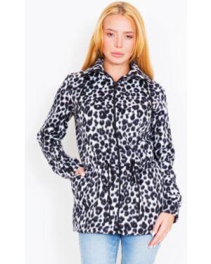 Джемпер флисовый леопардовый Lika Dress