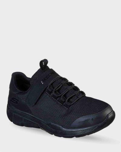 Повседневные водонепроницаемые текстильные кроссовки Skechers