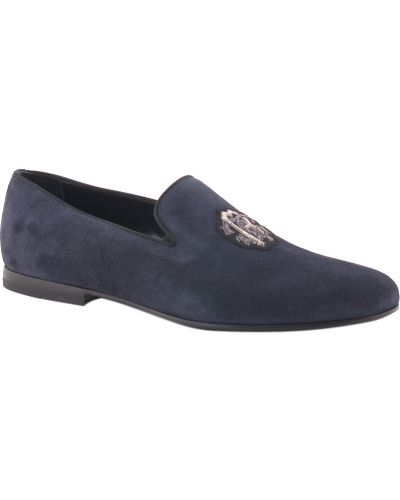 Туфли замшевые Roberto Cavalli