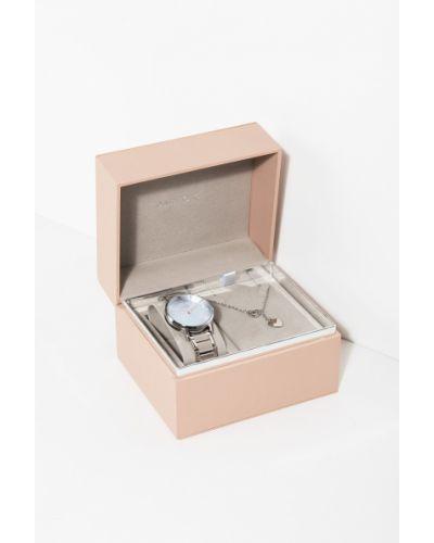 Цепочка из серебра серебряного цвета Parfois