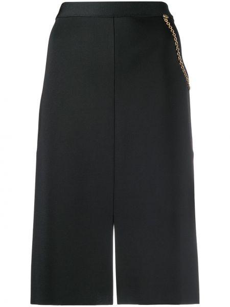 Юбка с завышенной талией с цепочкой Givenchy