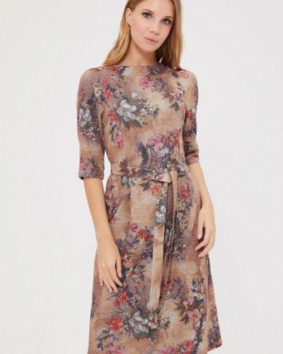 Платье - бежевое Mari Vera
