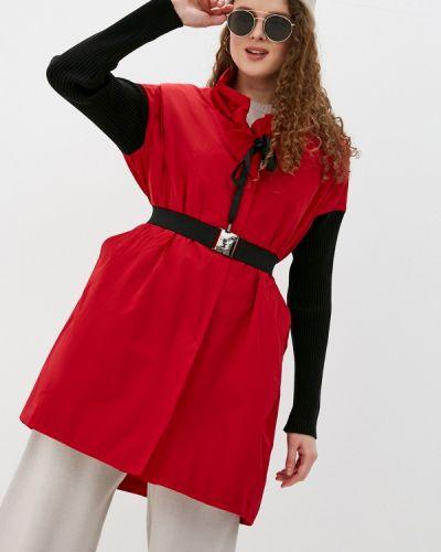 Красный плащ Anna Verdi