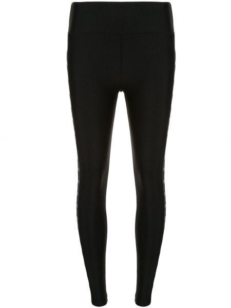 Спортивные брюки укороченные с завышенной талией Lanston Sport