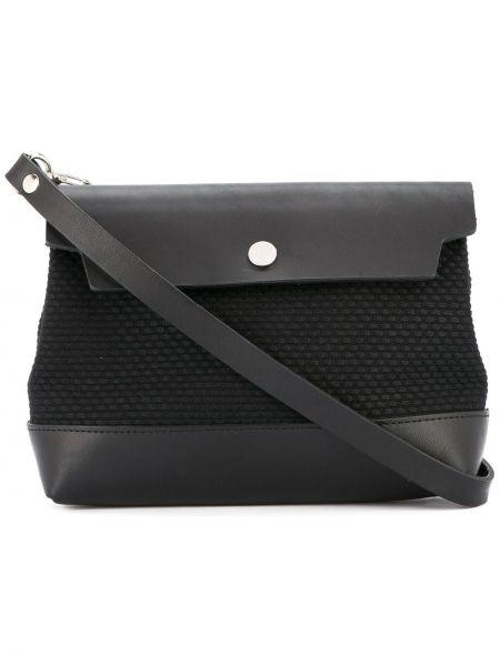 Черная нейлоновая маленькая сумка Cabas