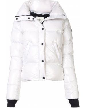 Стеганая куртка - белая Sam.