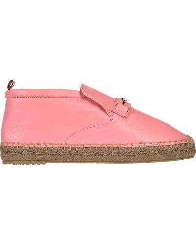 Эспадрильи розовый Bally