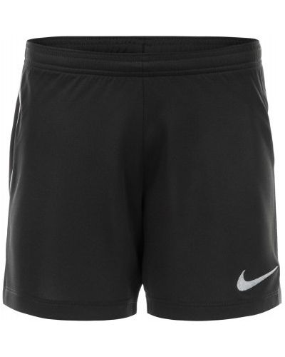 Черные шорты спортивные Nike