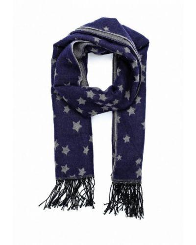 Синий шарф весенний Modis