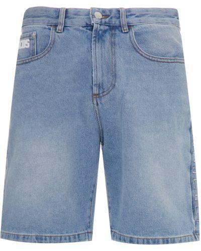 Niebieskie jeansy Gcds