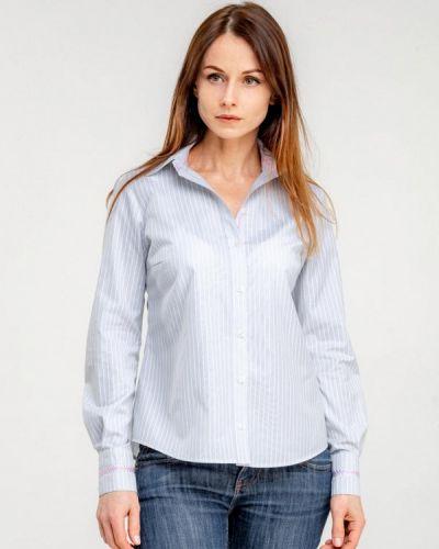Рубашка с длинным рукавом серая Dressinjoy By Lipashova & Malko