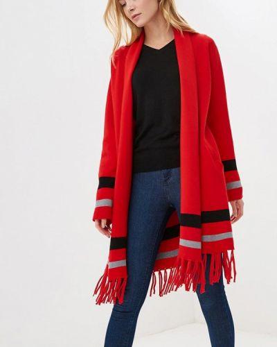 Красный кардиган Fresh Cotton