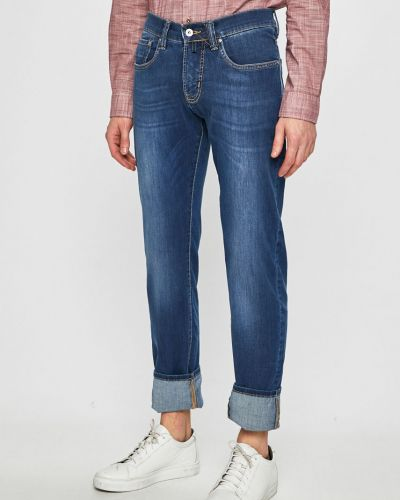 Прямые джинсы на пуговицах с карманами Pierre Cardin