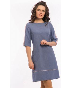 Летнее платье платье-сарафан с вырезом Modellos