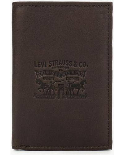 Кошелек индийский коричневый Levi's®