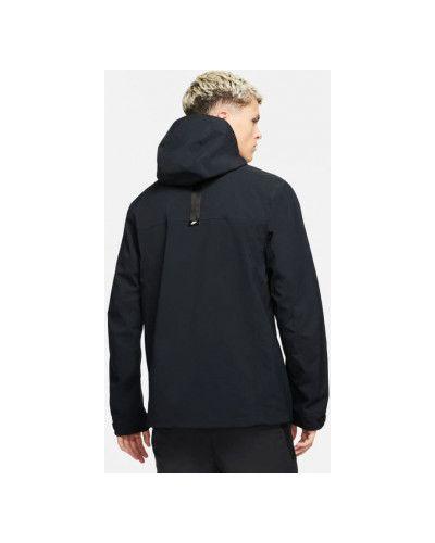Куртка с капюшоном - черная Nike