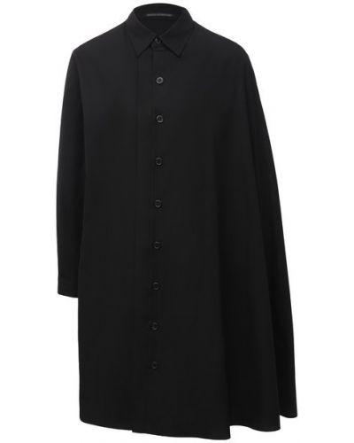 Хлопковая блузка Yohji Yamamoto