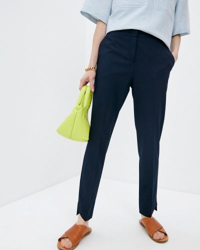 Повседневные синие брюки Beatrice.b