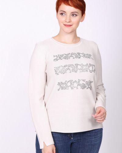 Пуловер бежевый Rabe Collection