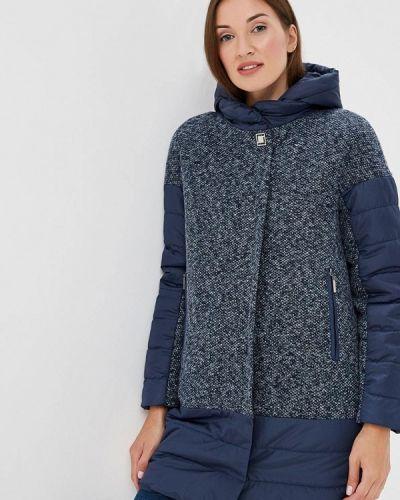 Утепленная куртка джинсовая осенняя Rosso-style