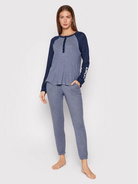 Piżama - niebieska Dkny