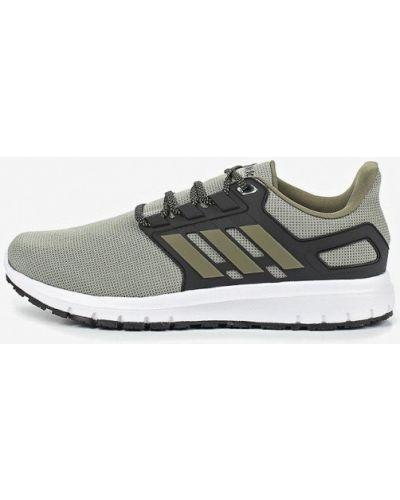 Зеленые кроссовки низкие Adidas