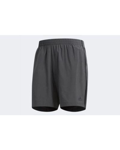 Spodenki sportowe - szare Adidas