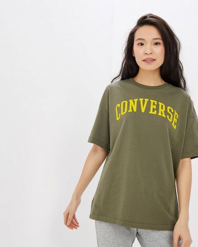 Поло 2019 зеленый Converse