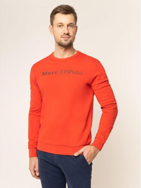 Pomarańczowa bluza Marc O'polo
