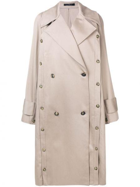 Длинное пальто Rokh