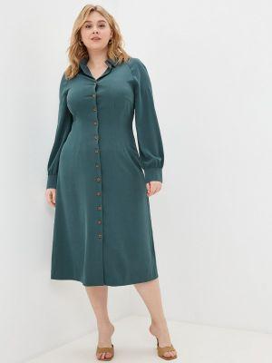 Платье - бирюзовое Akhmadullina Dreams