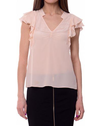Розовая блузка Pinko