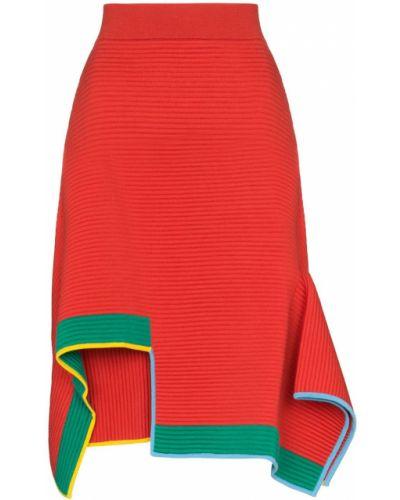 Асимметричная юбка на резинке I-am-chen