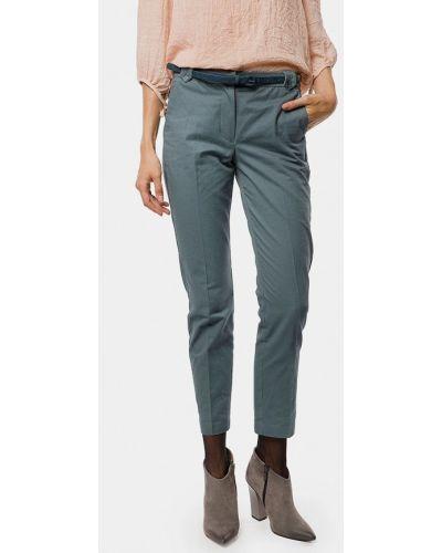 Голубые брюки Mr520