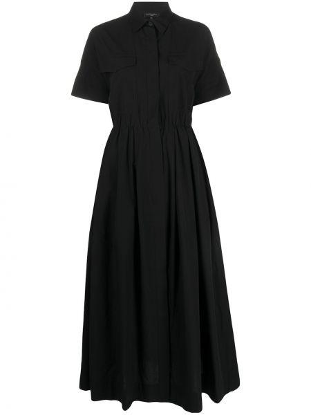 Платье макси на пуговицах классическое Antonelli