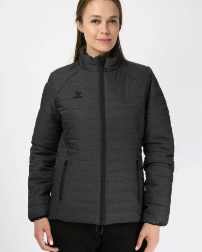 Зимняя куртка утепленная укороченная Hummel