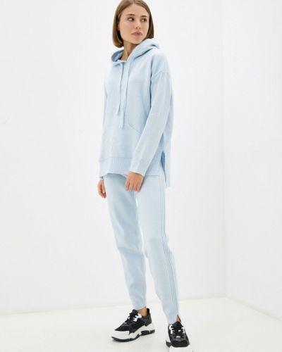 Вязаный костюм - голубой Vladi Collection