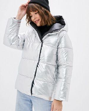 Зимняя куртка черная осенняя Ylluzzore