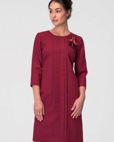Платье прямое осеннее Garmoniya
