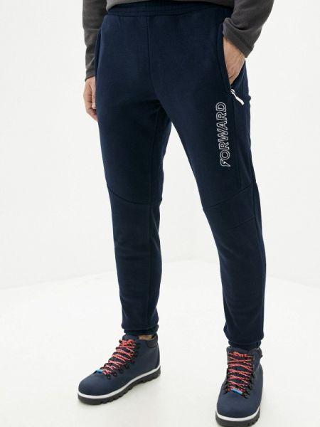 Синие спортивные спортивные брюки Forward