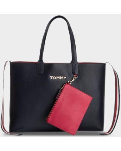 Повседневная спортивная сумка с низкой посадкой Tommy Hilfiger
