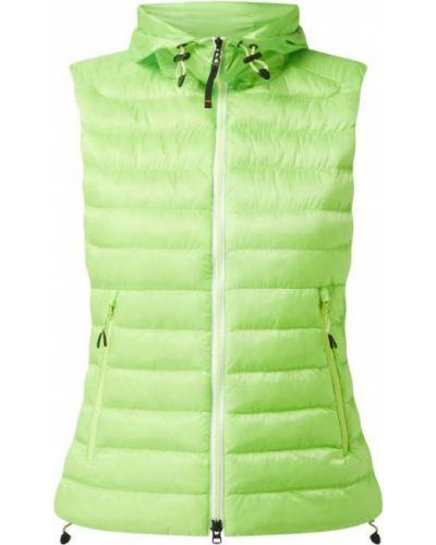Zielona kamizelka pikowana Bogner Fire + Ice