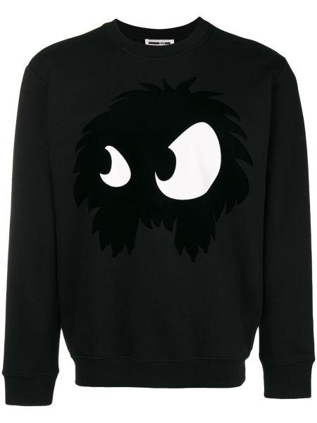 Bawełna bawełna czarny bluza Mcq Alexander Mcqueen