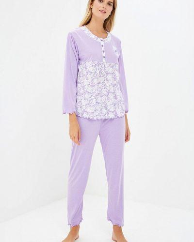 Фиолетовая пижама Cootaiya