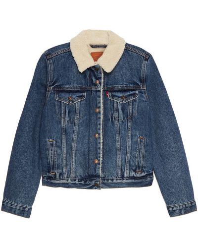 Джинсовая куртка с карманами синий Levi's®