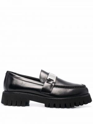 Loafers - czarne Maje