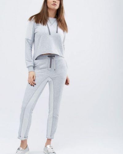 Спортивный костюм серый Carica&x-woyz