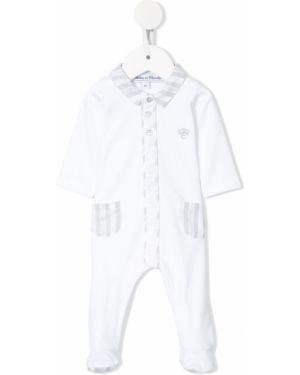 Белая пижама на пуговицах Tartine Et Chocolat