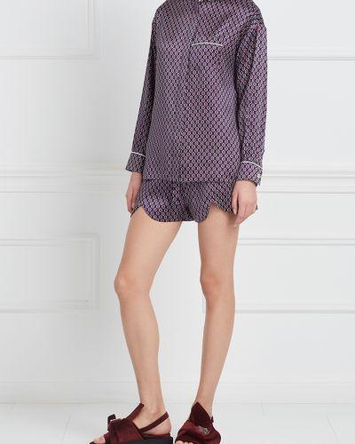 Пижама с шортами свободная с карманами Olivia Von Halle