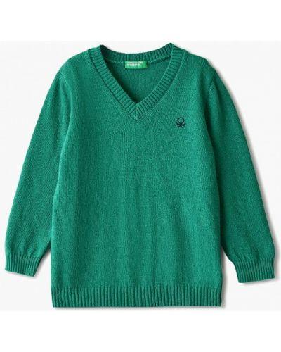 Свитер зеленый United Colors Of Benetton